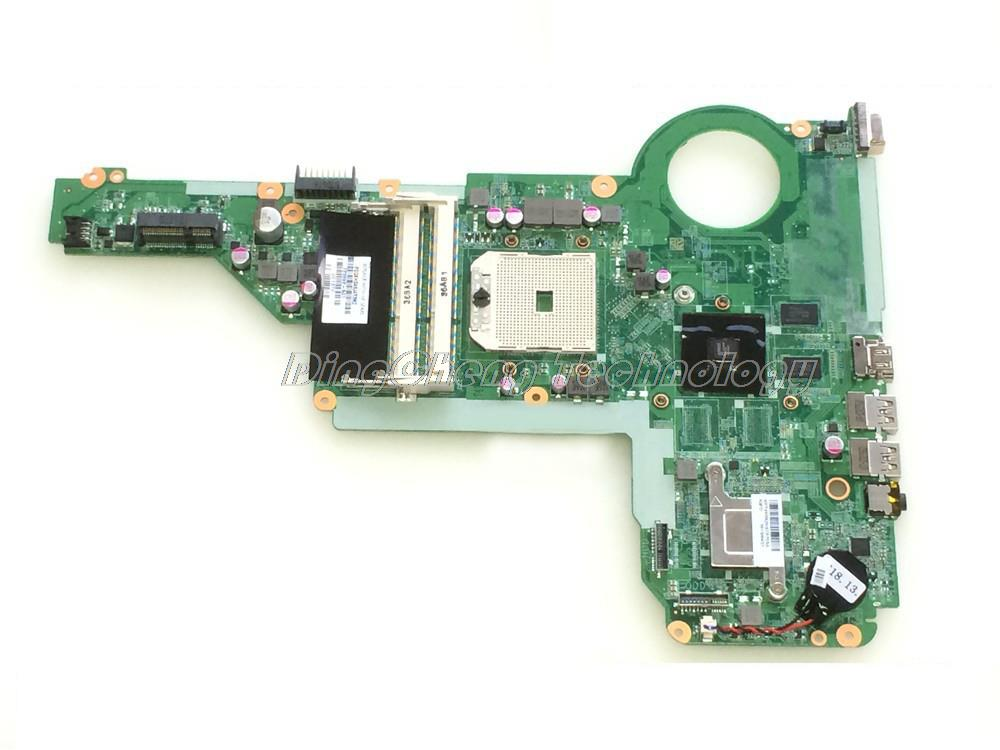 SHELI laptop Motherboard For hp pavilion 15 720692-001 DA0R75MB6C0 DDR3 1GB non-integrated graphics card sheli laptop motherboard for hp pavilion dv6 7000 682169 001 48 4st10 021 ddr3 gt630m 1gb non integrated graphics card