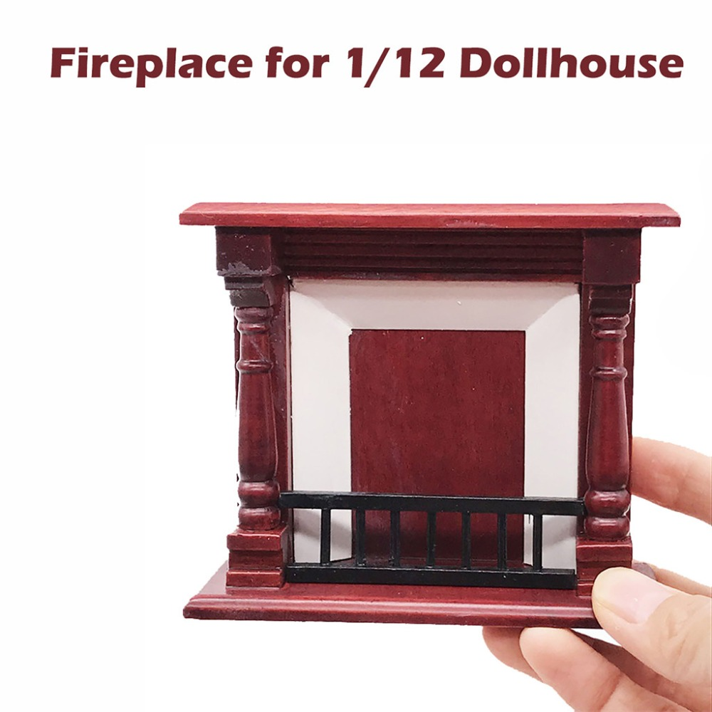 1:12 Dollhouse Miniature Furniture Room Accessories Lattice Bow Shopping Bag #