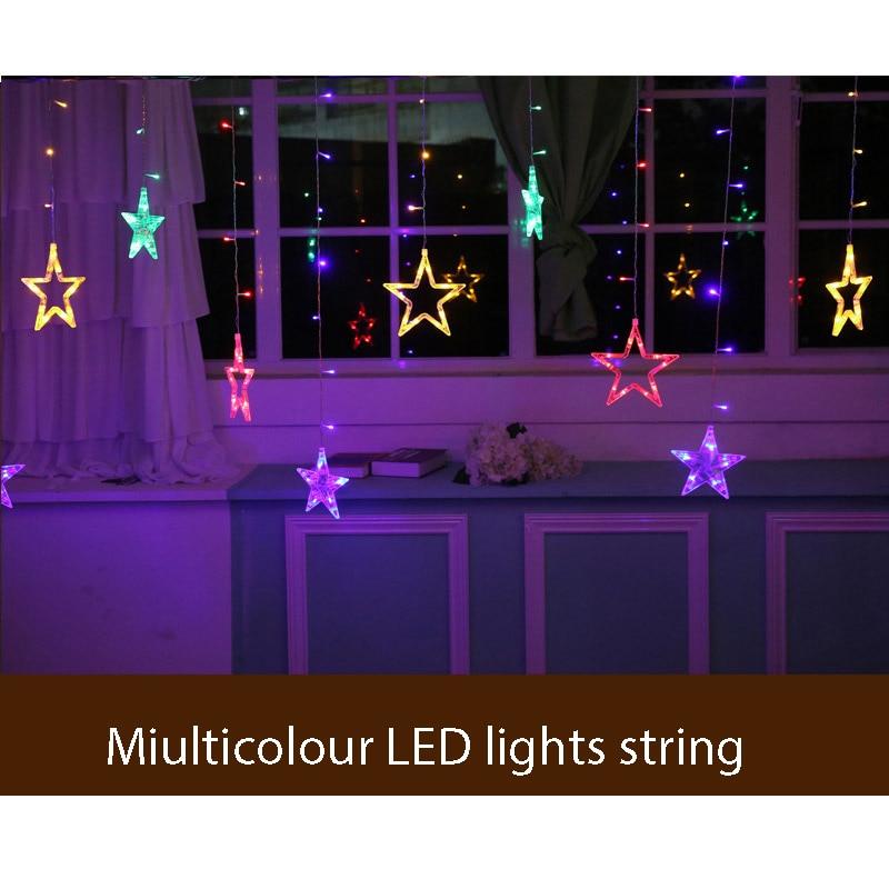 Maiden Zimmer Led Sterne Dekorative Lichter String Event Party