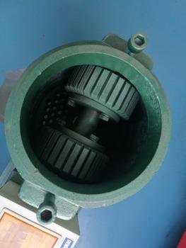 KL150 maszyna do produkcji granulatu 6 mm średnica die i rolki i wału tanie i dobre opinie KL150B C Nowy