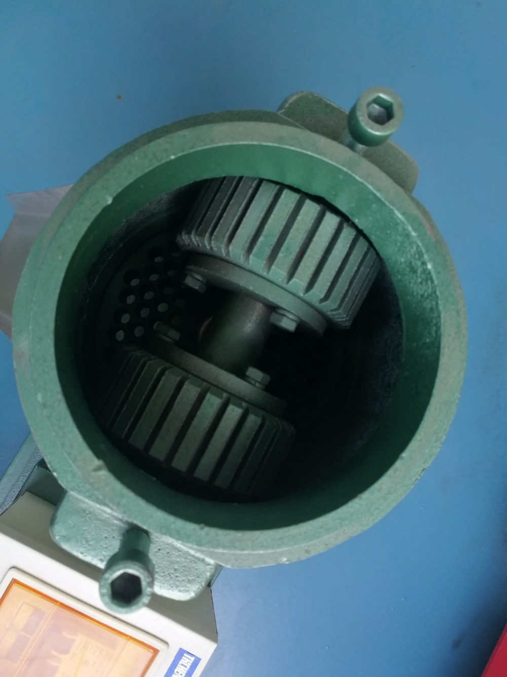 KL150 Pellet Machine 6 Mm Diameter Die And Roller And Shaft