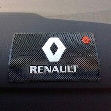 Auto Car-Styling Car Sticker Mat Case For Renault Megane 2 3 Duster Logan Clio Laguna 2 Captur Interior Accessories Car Styling