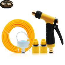 Greenhouse  Garden Hose Garden Watering Car Washing Hose gardening tools and equipment fitting Car Water 10M 15M 20M