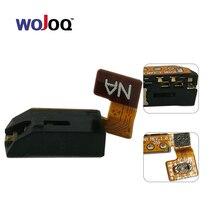 WOJOQ Original Audio Jack Flex Cable for LG V10 K10 K430 Earphone Headphone Plug Replacement Parts
