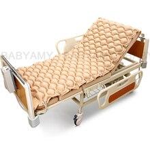 Переменное давление матрас тихий надувная кровать воздуха Топпер для лечения язвы и боли под давлением с насосом матрас
