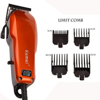 High Power Mens Powerful Electric Hair Clipper Professional Hair Trimmer Hair Barber Cutting Machine For Adult