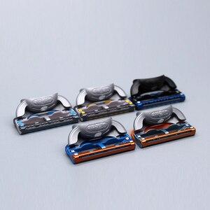 Image 5 - Gillette Fusion Scheermesjes Voor Mannen Razor Scheerapparaten Meer Glad ProGlide Proshield Veiligheid Scheermes Vullingen
