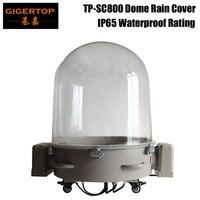 TIPTOP TP SC800 280 W/230 W/440 W światło sceniczne pokrywa plastikowy wodoodporny dome osłona przeciwdeszczowa reflektor z ruchomą głowicą 1m moc/kabel dmx w Oświetlenie sceniczne od Lampy i oświetlenie na