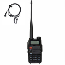 TYT TH-UVF11 two-way radio dual band Walkie Talkie display standby PTT scrambler DTMF COMP TOT