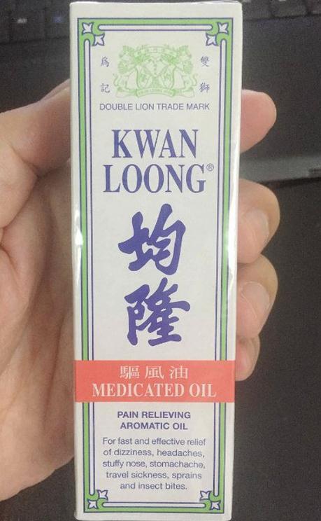 Gesundheit Ergänzungen/schmerzen Relief 3x57 Ml Piecesx Kwan Loong Schmerzen Linderung Aromatische Öl 2 Floz