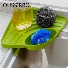 Здесь можно купить  Eco-Friendly Dish Drainer Storage Tray with Drain Organizer Shelves Kitchen Sink Corner Storage Dish Bathroom Accessorie