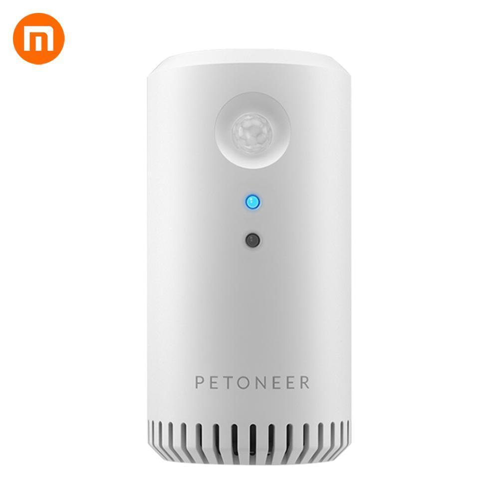 Hot Xiaomi Mijia Paini Petoneer Aoe010 Smart Odor Eliminator For Pet Air Purifier Multi-function Freshener Sterilizer Deodorizer