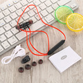Em estoque! Original A920 CSR4.1 Inteligente de Redução de Ruído Sem Fio Bluetooth Stereo In Ear fone de Ouvido Fone de Ouvido Do Esporte Ao Ar Livre