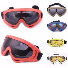 Goggles Steam Punk Motorcycle Motocross Bicycle Scooter Glasses Eyewear