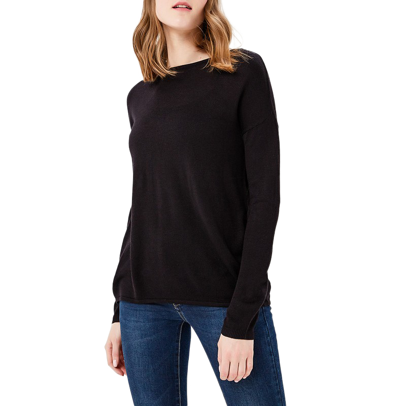 Sweaters MODIS M181W00023 woman sweater jumper turtleneck pullover for female TmallFS