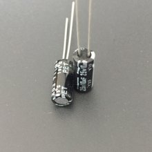 50pcs 10uF 25V Rubycon YXF Series 25V10uF 5x11mm Low Impedance Long Life Electrolytic capacitor