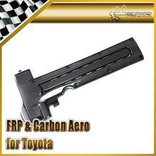 Автомобиль для укладки Углеродного Волокна Крышки Двигателя Для Toyota Supra 2JZ VVTI