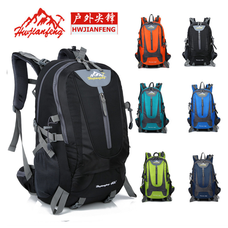 40L Waterproof Travel Backpack Camp Hike Mochilas Masculina Laptop Daypack Trekking Climb Back Bags For Men Women 2017 maleroads women men backpack daily backpack outdoor travel backpack climb knapsack camp hike rucksack daypack 40l laptop mochila