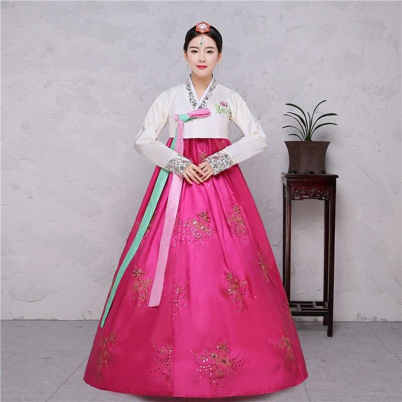 La boda tradicional Palacio señora actuaciones diarias de coreano ...