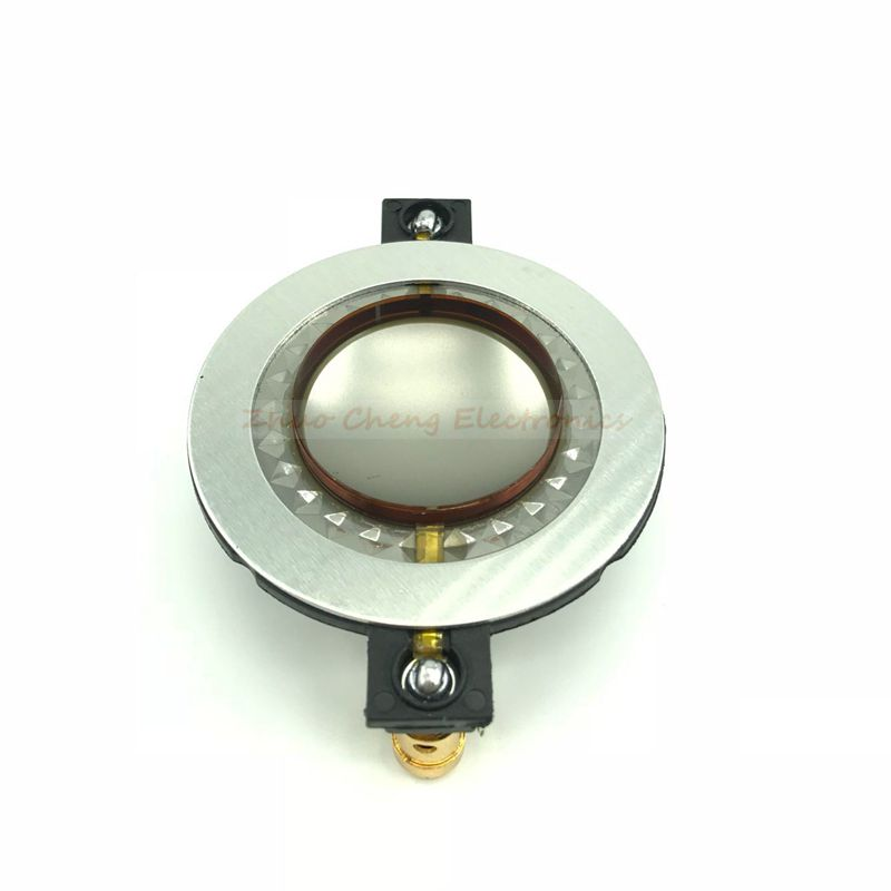 34.4mm 34.5mm speaker part voice coil speaker replacement components Tweeter Speaker Dome diaphragm Replace Voice coil 10pcs/lot-in Speaker Accessories from Consumer Electronics    2