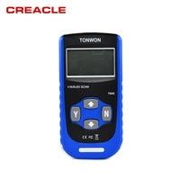High Quality Tonwon TW45 V G Vehicles OBD Car Scanner Tool TONWON TW45 OBD2 Diagnostic Scanner for most V W And Au di ship free