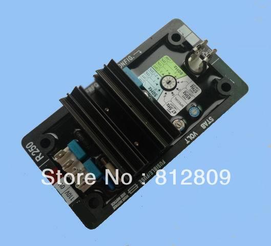 AVR R250,Automatic Voltage RegulaTOR High Quality   + free ship high quality generator alternator automatic voltage regulator avr r230