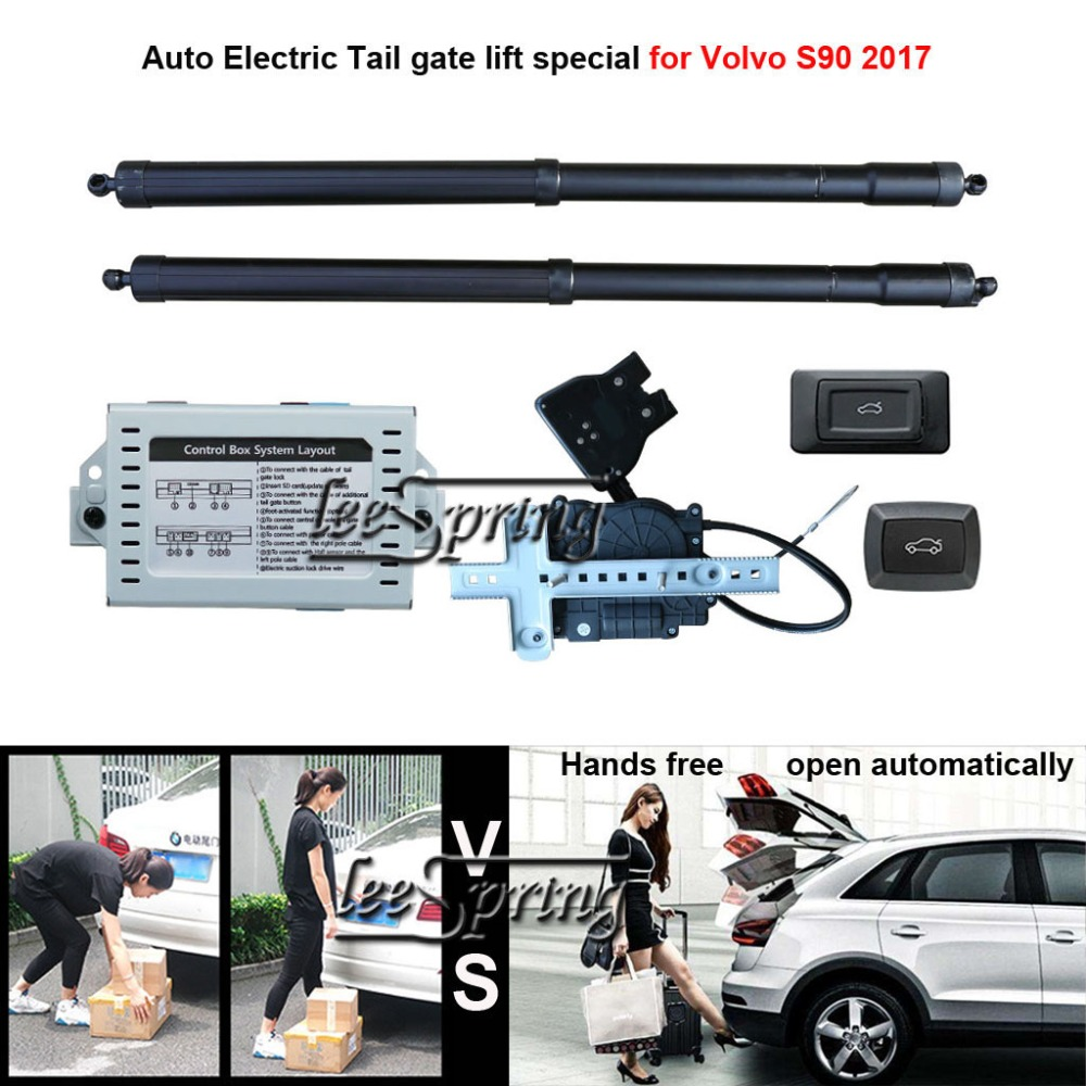 Car Electric Tail Gate Lift Special For Volvo S90 2017 Easily For You To Control Trunk
