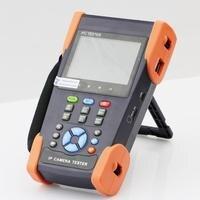 IPC-3500 Mới Đa Chức Năng 3.5 Inch Màn Hình Cảm Ứng IP Camera Thử Hỗ Trợ ONVFI IP Camera 1080 P Analog CCTV Cam UTP thử nghiệm