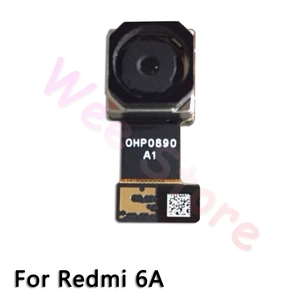 Image 3 - Original Main Back Camera For Xiaomi Mi Redmi Note 6 6A 7 Pro Back Rear Camera Flex Cable