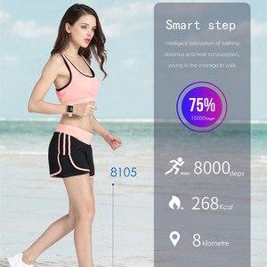 Image 2 - AMYNIKEER sporting waren uhr P68 smart watch IP68 WASSERDICHTE fitness armband tracker heart rate monitor männer frauen smart watch