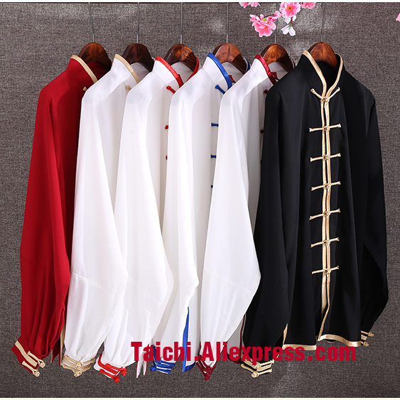 Tai Chi Uniform Spring And Summer Seasons Martial Arts Clothing Clothes Exercise Taijiquan Clothing