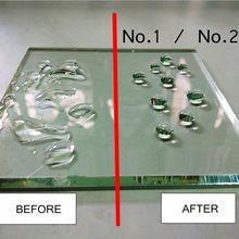 Sale Top Car Auto Glass Nano Hydrophobic Coating Cloth Shoes Agent Spray Kit