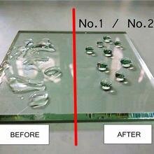 Venta superior de vidrio de coche Nano recubrimiento hidrofóbico tela zapatos agente Spray Kit
