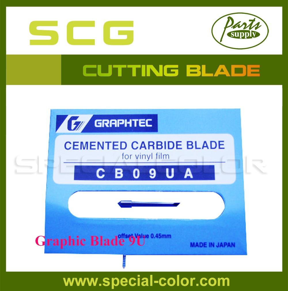 ФОТО Compatible Graphtec Cutter Cutting Blade CB09UA (one Box)