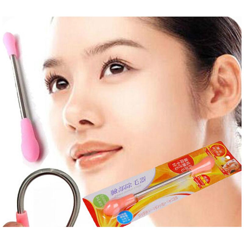 Tremendous Aliexpress Com Buy 2Pcs Women Facial Hair Remover Epilator Hairstyle Inspiration Daily Dogsangcom