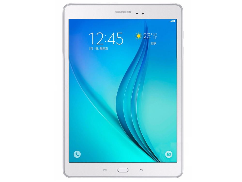Samsung Galaxy Tab UN 9.7 pouce T550 WIFI Tablet PC 2 gb RAM 16 gb ROM QUAD-core 6000 mah 5MP Caméra Android Tablet