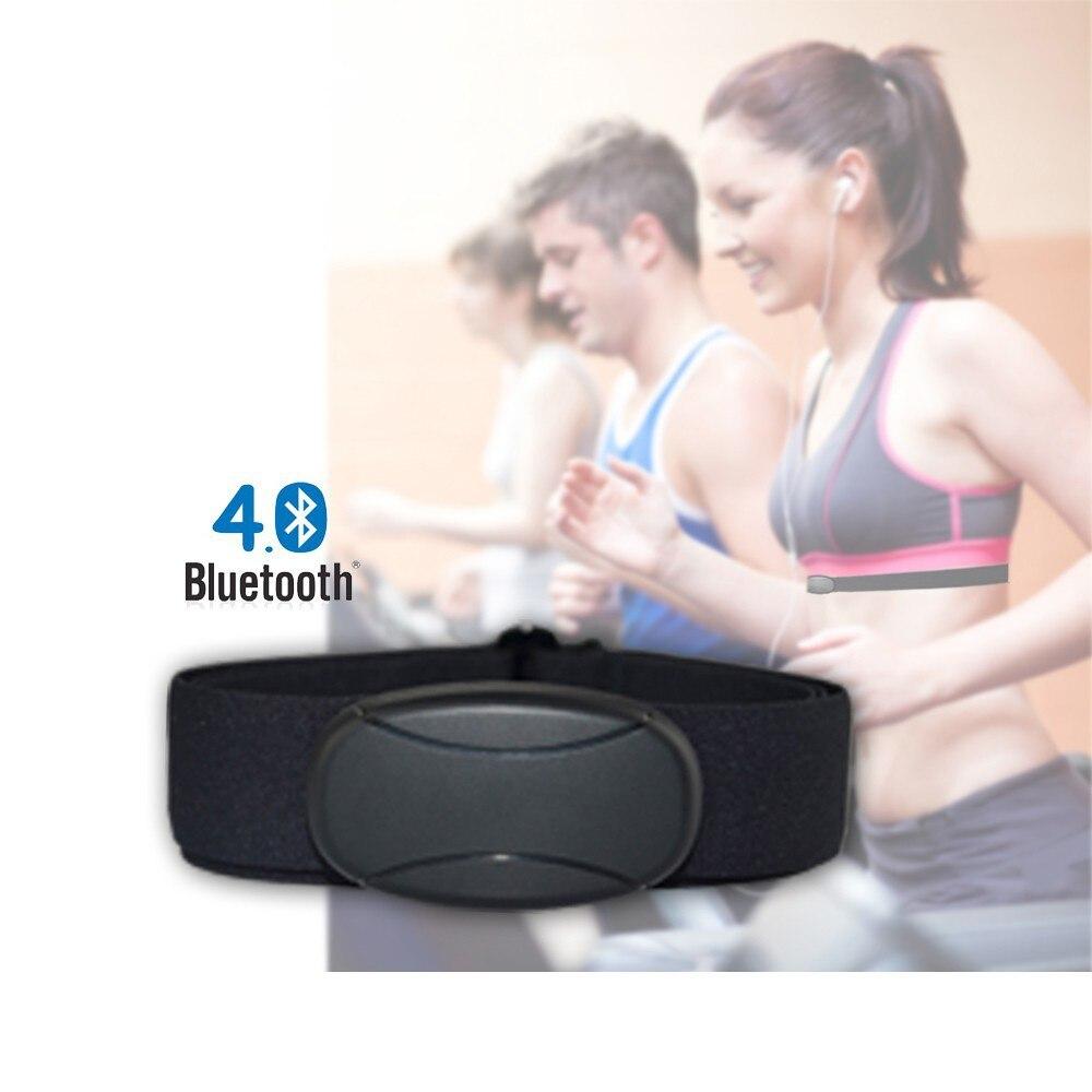 Bluetooth Smart 4.0 cardiofrequencemetre Heart Rate Belt Bluetooth 4.0 Strava Heart Rate Monitor bluetooth belt runtastic