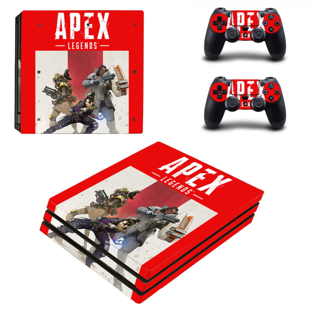 APEX Legends PS4 Pro Skin Sticker Decal ...