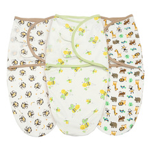Baby Blankets Newborn Deken Cobertor Baby Swaddle Wrap For Newborn 100% Cotton Swaddleme Wrap Soft Infant Blanket & Swaddling