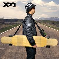 Mackar Pro Skateboard Carrying Straps 1000D Nylon Single shoulder Longboard Strings Men Durable Tape Fits All Skateboards