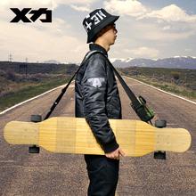 Mackar Pro Skateboard Trageriemen 1000D Nylon Single schulter Longboard Saiten Männer Durable Band Passt Alle Skateboards