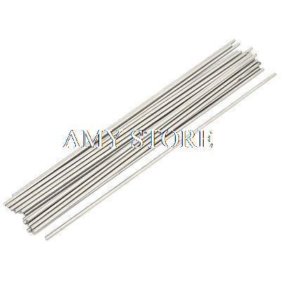 20 Pcs 3mmx200mm HSS High Speed Steel Turning Carbide Bars