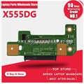 Ursprünglich Für ASUS X555D X555DG X555Q X555QG USB HDD bord AUDIO-KARTE Adapter HDD BOARD getestet mit kabel