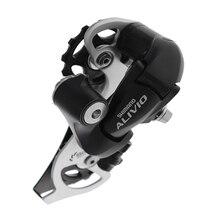 SHIMANO ALIVIO RD M410 Задний Переключатель 7 S 8 S Скорость MTB задний переключатель передач велосипедный