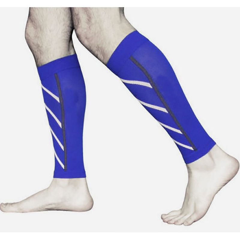 1 Pair Motion compression Leg Sleeves Calf Support Compression Leg Sleeve Socks