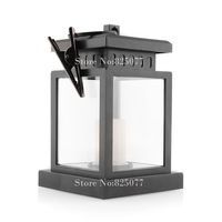 Home House Outdoor Candle Lantern Ni MH Solar Powered Landscape Umbrella Lantern Hang Lamp LED Bulbs Light HM184