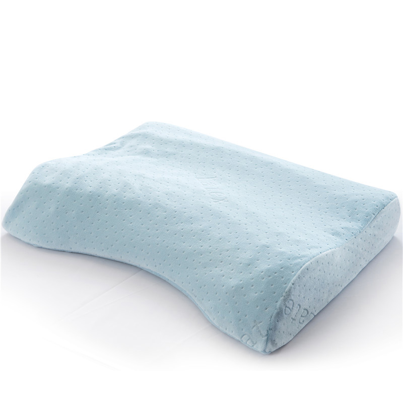Latex cou orthopédiques oreiller 35x55 cm chambre sleepping oreillers one piece livraison gratuite