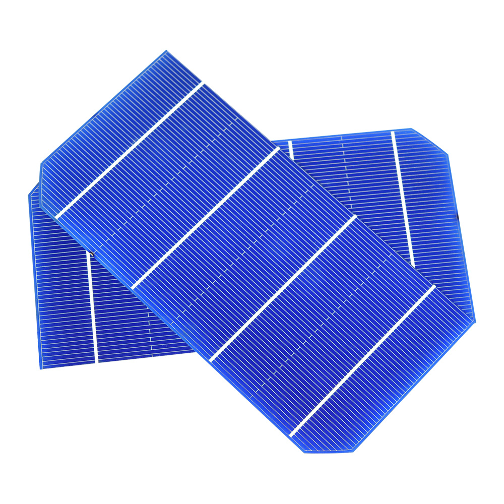 100pcs 156*78MM Solar Panel China Painel Solar For DIY Solar Cells Photovoltaic Monocrystalline Panel DIY Solar Battery Charger