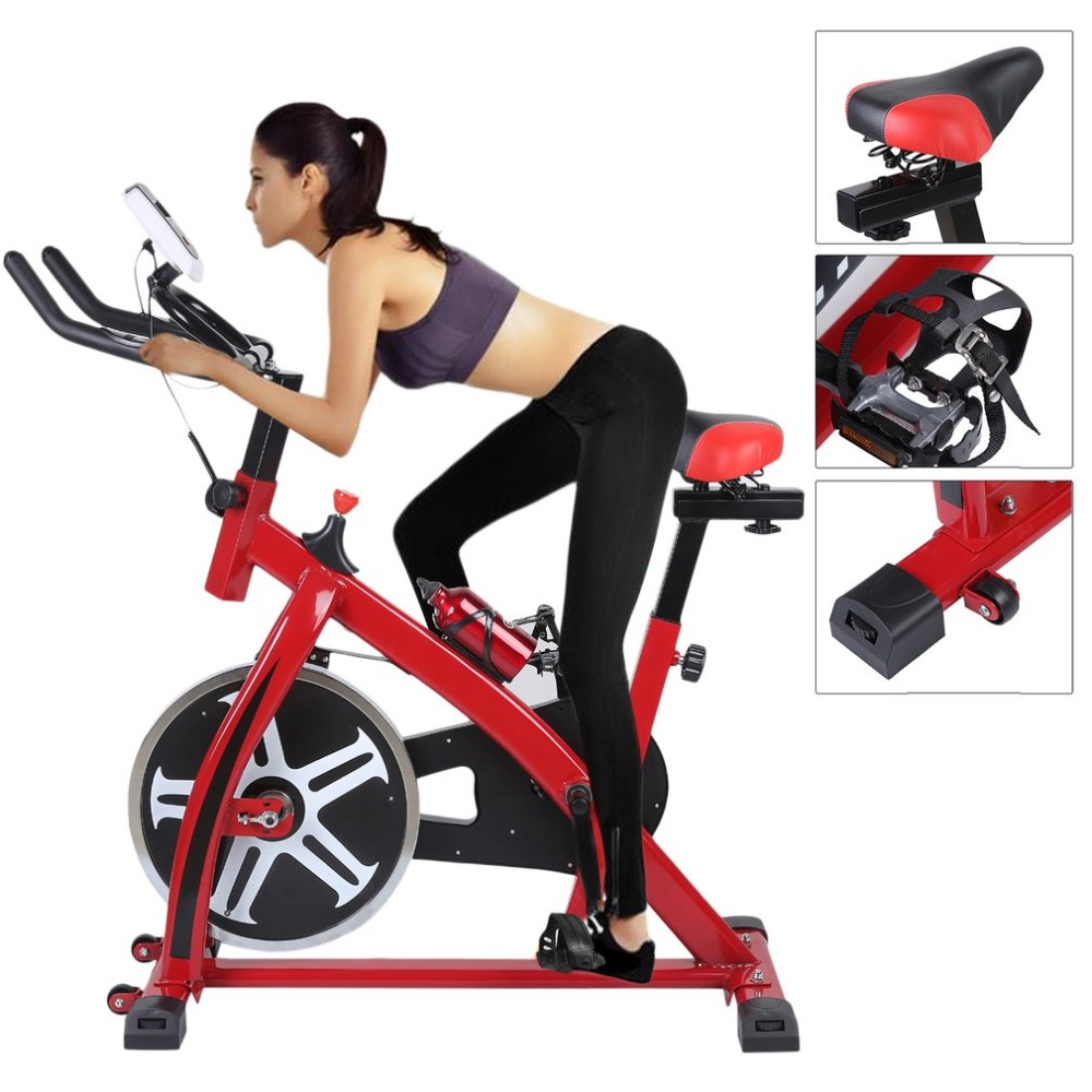 Professional Dynamic Sense Household Fitness Bike Cycling Trainer Home Training Indoor Sports Exercise Cycling Fitness Equipment mini trainer exerciser cycling fitness equippemnt pedal exercise bike indoor silent stepper with lcd display