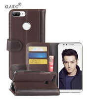 KLAIDO Genuine Cow Leather Mobile Phone Case For HUAWEI HONOR 9 LITE Phone Case HONOR 9